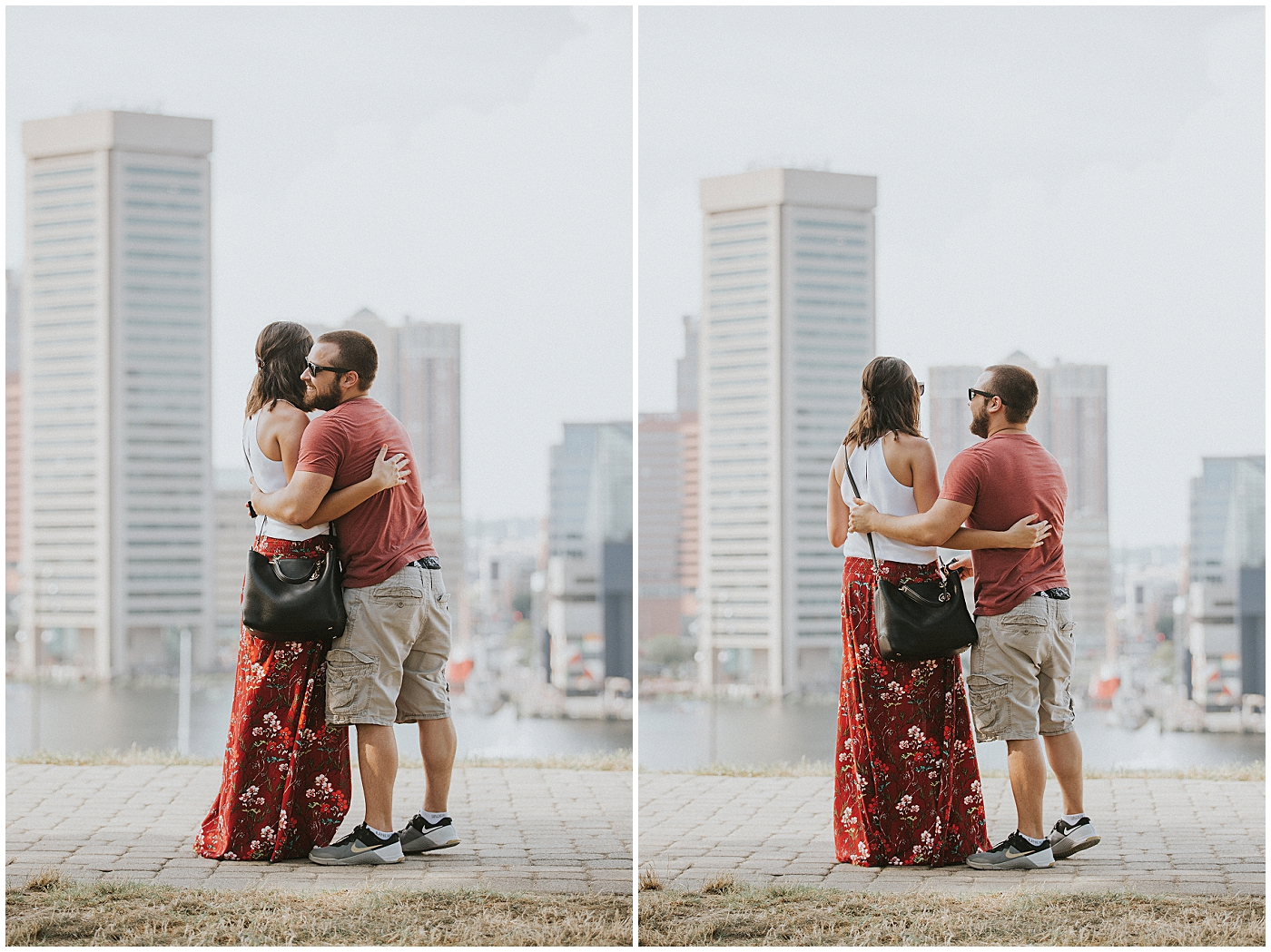 2016-07-24_0013 Our Best Friends' Scenic Proposal at Federal Hill | Haleigh + Mike