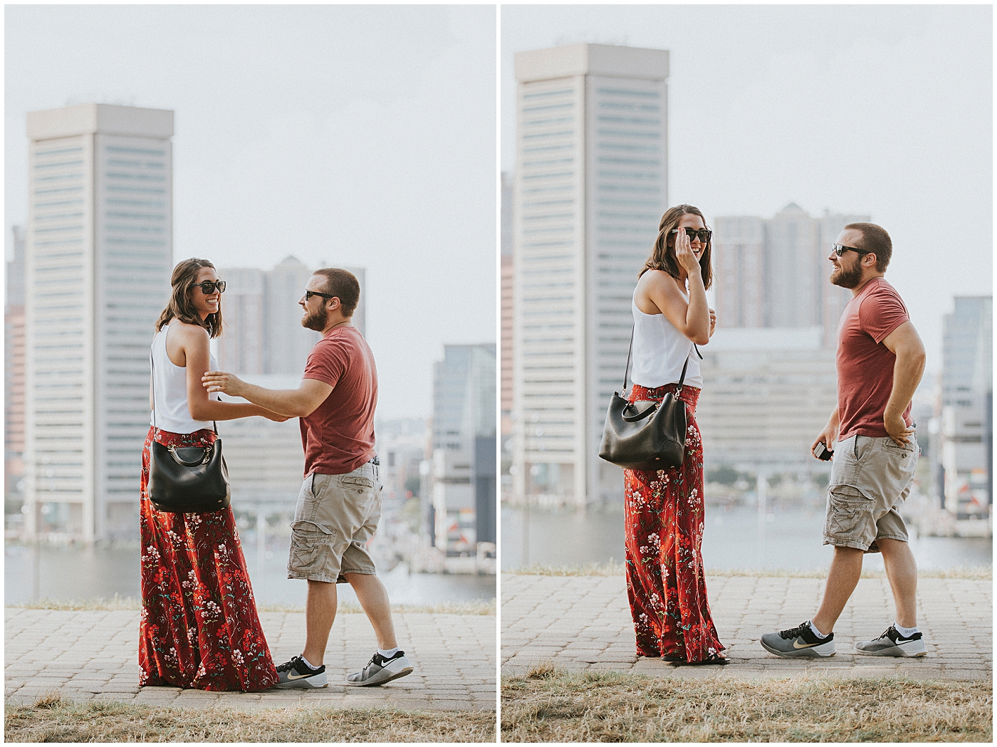 2016-07-24_0015 Our Best Friends' Scenic Proposal at Federal Hill | Haleigh + Mike