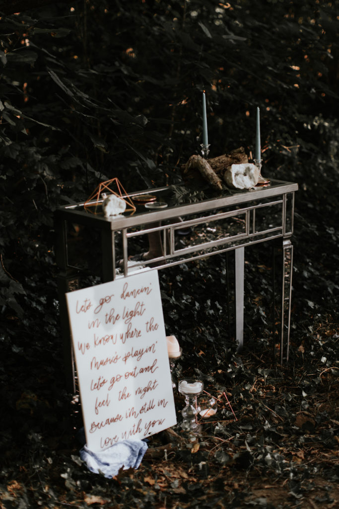 Sarah-Kimble-Favorites-0001-683x1024 Celestial Forest Elopement Styled Shoot