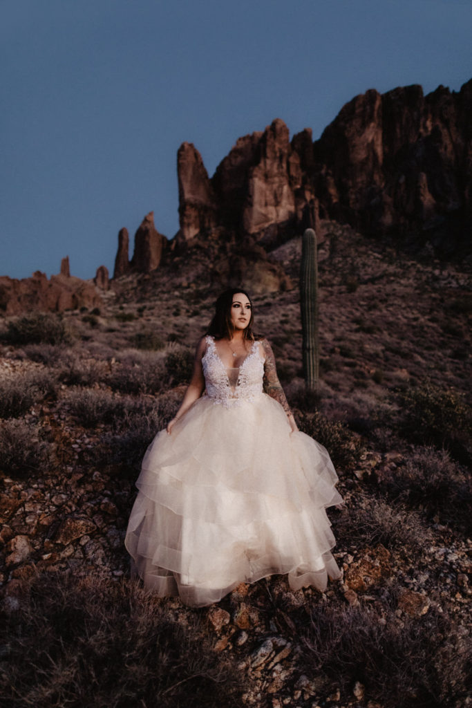 caitlin-and-matthew-arizona-355-683x1024 Caitlin + Matthew's Arizona Desert Elopement in the Superstition Mountains