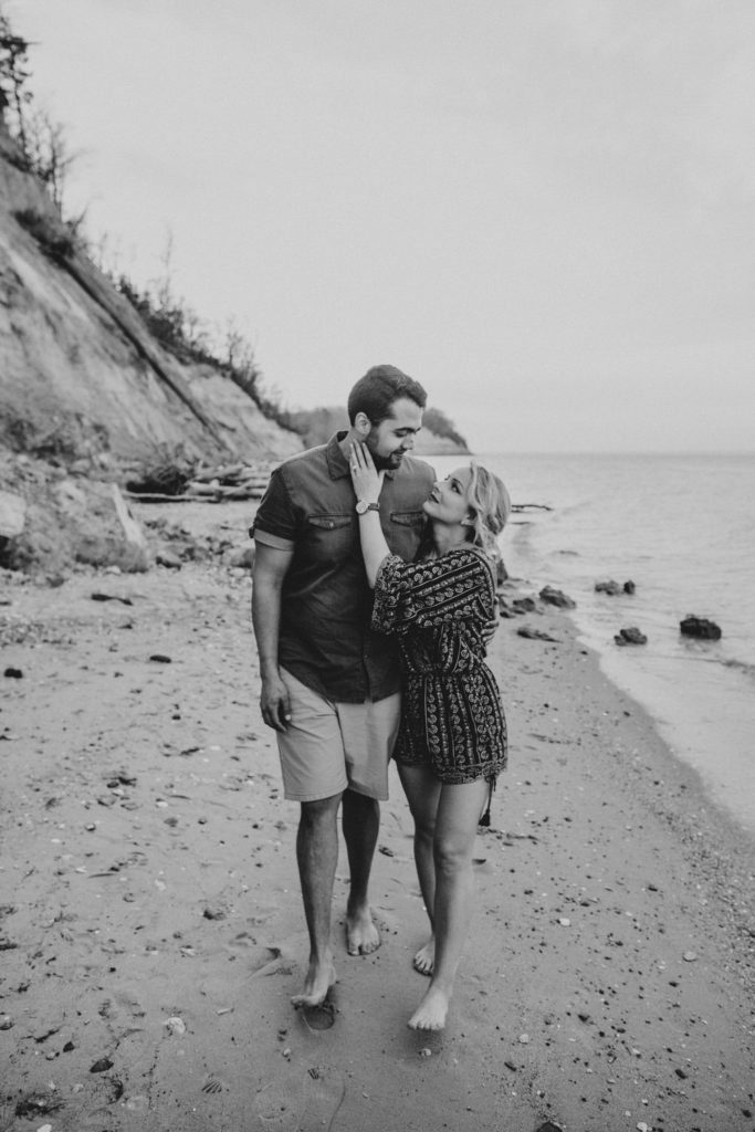 Katrina-and-Jordan-134-683x1024 Katrina and Jordan's Maryland Cliffside Engagement Session