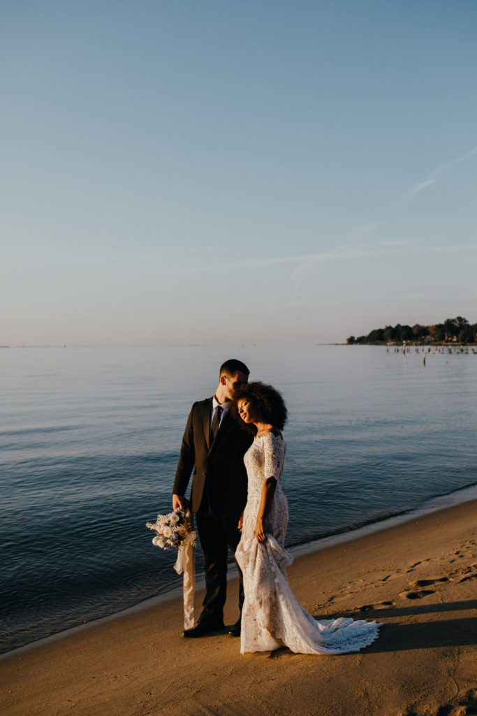 JessicaJStyledShoot-52-683x1024 Sunrise Elopement at the Chesapeake Bay Foundation in Annapolis, Maryland